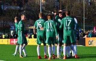 FCI Levadia mängib homme Soome meistri HJK-ga