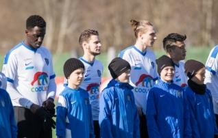 Juba esimesel minutil kingituse teinud Kalev sai Soome pronksiklubilt lüüa