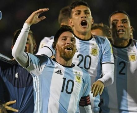 Ootamatu probleem Argentinas: Itaalia vastu mindi ilma Messi, Agüero, Icardi ja Dybalata