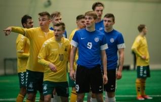 U19 koondis viigistas Leedu vastu kaks korda, aga kaotas lõpuks ikkagi  (vaata galeriid!)
