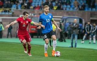 Armeenia staar Mkhitarjan: oli raske mäng, me ei alustanud hästi
