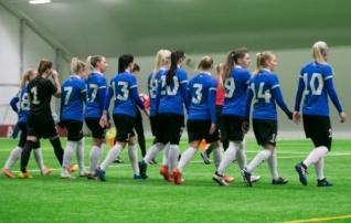 Eesti koondis kordas FIFA edetabelis oma rekordilist langust ja asub viimase kümne aasta madalaimal positsioonil