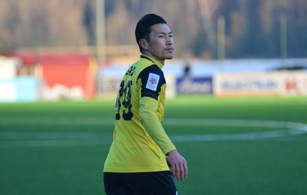 Yosuke Saito lahkumine muudab Tuleviku ründeliini oluliselt hõredamaks. Foto: Liisi Troska