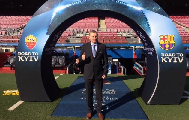 Camp Noul mängupäeva hommikul. Foto: erakogu