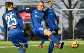 Tammeka U21 lõi 12 väravat, Nõmme United tõusis kolmandaks