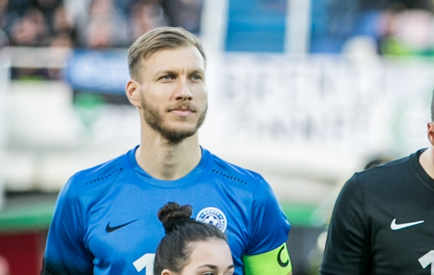 Aasta jalgpallur on viiendat aastat järjest Ragnar Klavan  (kõik kategooriad!)