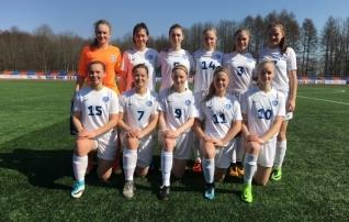 Videod: U17 neiud jäid Balti turniiril teiseks
