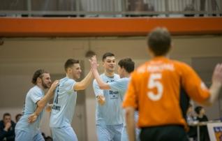 Nädalavahetusel võib selguda Eesti meister saalijalgpallis