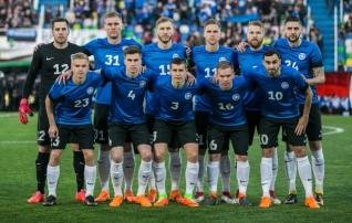 Eesti jagab jätkuvalt kohta Fääri saartega