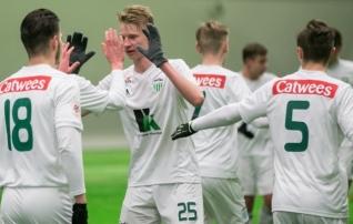 Levadia U21 tegi juba viienda viigi