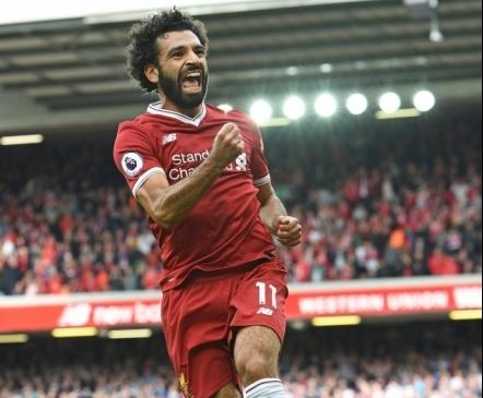 Liverpooli äss Salah valiti Inglismaal aasta mängijaks