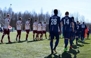 Meenutus: millal said alguse rahvusvahelised jalgpallimatšid?