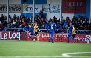 Tammeka kolib viimased kodumängud muru säästmiseks Tamme staadionilt Sepale