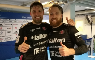Dmitrijev lõi Soomes värava ja sai kollase