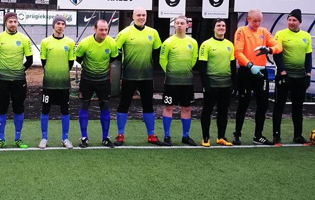 Eston Villa meeskond. Foto: Eston Villa Facebook