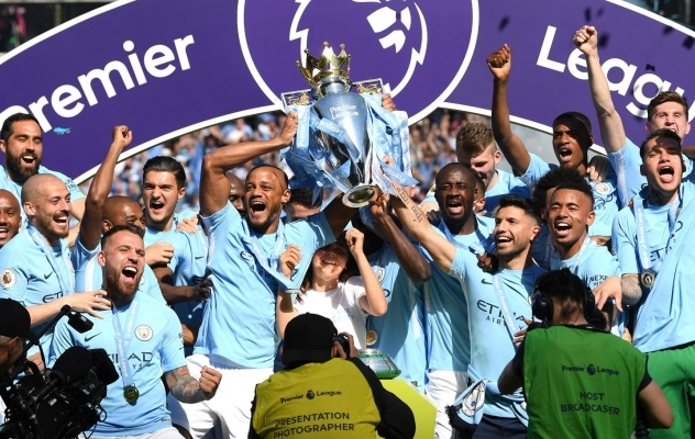Premier League'i tipus võitlemisel on summad hoopis teised. Foto: Premier League'i Twitter