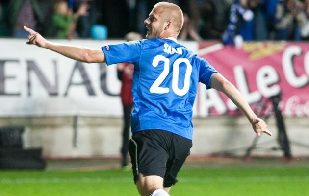 29462822d83 Saag tegi Fääri saartel kübaratriki - Soccernet.ee - Jalgpall luubi all!