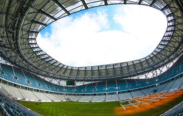 Volgograd Arena. Foto: welcome2018.com.