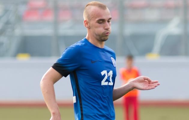Nikita Baranov. Foto: Jana Pipar / EJL