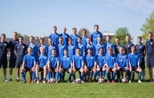 Video: Poola näitas Eesti U16 koondisele nõrgad kohad selgelt kätte