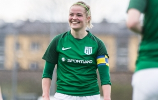 Aasta naisjalgpallur Loo: individuaalselt fenomenaalne aasta