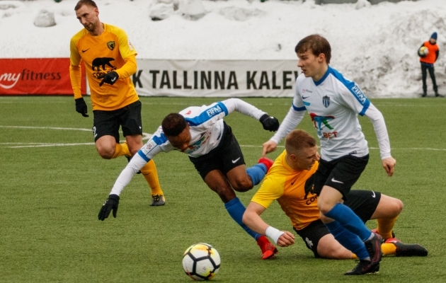 LIVE: Vaprus - Kalev  (Wakui realiseeris veel ühe penalti)