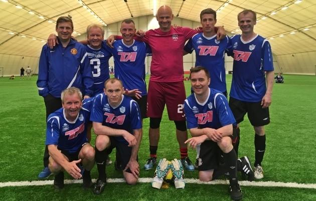Kohtla-Järve. Foto: jalgpall.ee