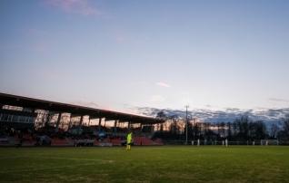 EJL Tamme staadioni valgustuse kustumisest: mõlemad meeskonnad aktsepteerisid olukorda