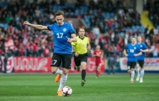 Klubi vahetav Luts hooaja finaalis kaasa ei teinud, Norras Eesti mehed platsil ei käinud