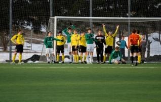 Levadia U21 sai eelmise hooaja viikide tippmargi juba kätte