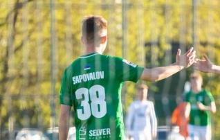 Imemees Šapovalov ei lõpeta löömist: Esiliigas värav iga 28 (!) minuti kohta!