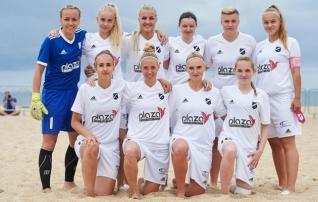Kalju naiskond skooris Euro Winners Cupil igas mängus, aga jäi punktita