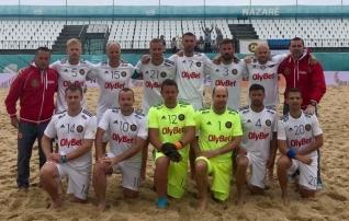 Nõmme BSC jäi Euro Winners Cupil 16. kohale