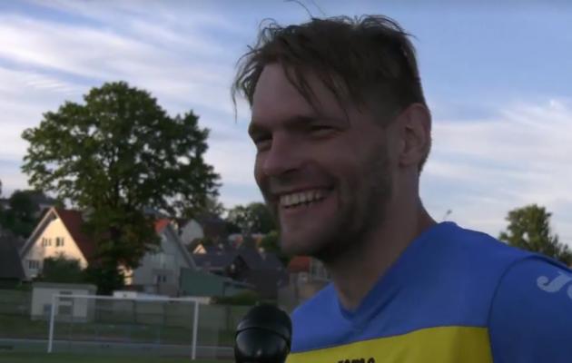 Jarmo Ahjupera. Foto: Soccernet.ee