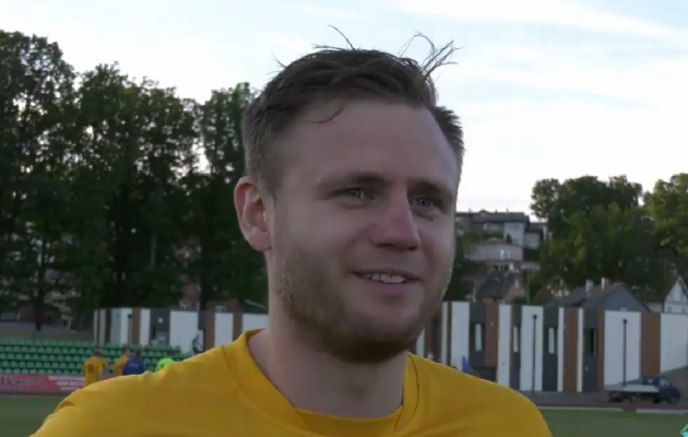 Taavi Laurits. Foto: Soccernet.ee