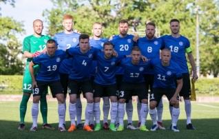Eesti jalgpall tähistab sünnipäeva