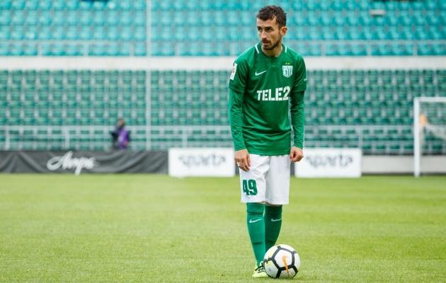 Zakaria Beglarišvili. Foto: Oliver Tsupsman