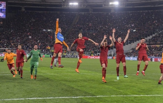 Euroopa meistrid? Kui Roma poleks oma mängijaid maha müünud...