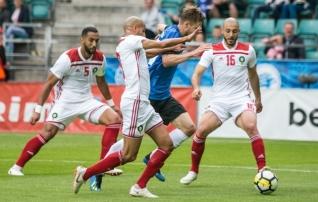 Eesti sai Marokolt kindla kaotuse