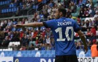 Eesti parim Maroko vastu - Sergei Zenjov