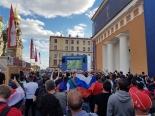 Fännid nautisid Peterburis Venemaa võitu