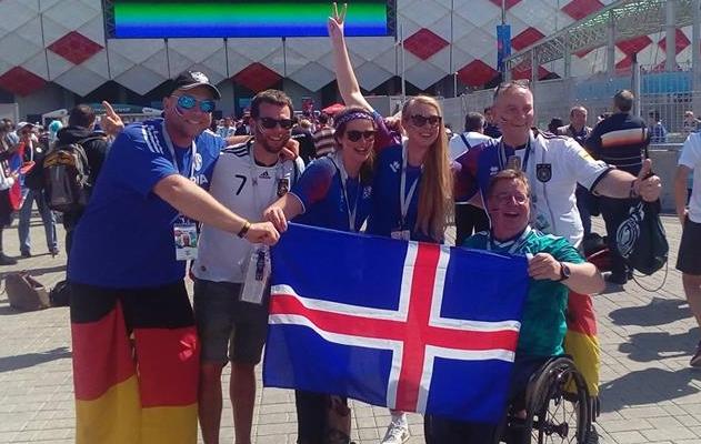 Islandi viiki Argentinaga ei vaadanud kodumaal ainult 0,4% televaatajatest!