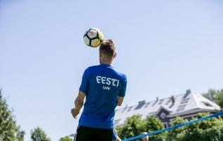 Eesti vanglateenistuse meeskond osaleb EM-il