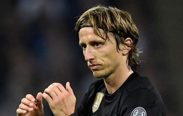 Luka Modric. Foto: scroll.in