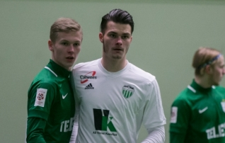 Ilma liidriteta mänginud Levadia võitis karikas suurelt Soccerneti