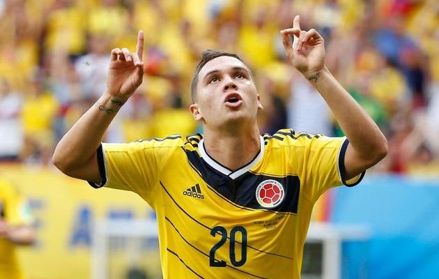 Puhas briljantsus: Kolumbia üks helgemaid pallureid hiilgas taas!