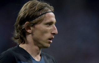 Modric: ei kahetse, olime enamiku mängust parem meeskond