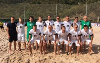 Rannajalgpallikoondise Euroliiga mänge näidatakse otsepildis
