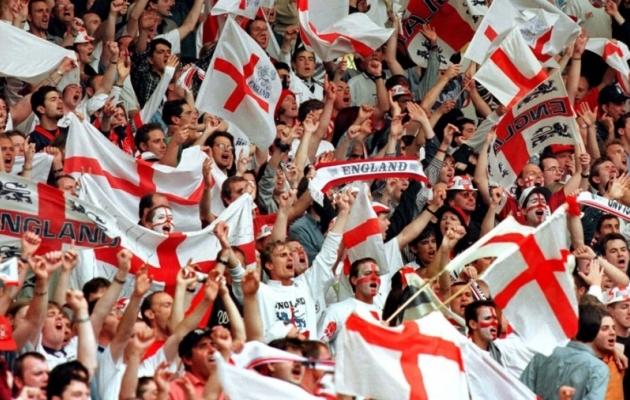 Inglismaa amatöörliigas vajutati korralik kuul võrku!