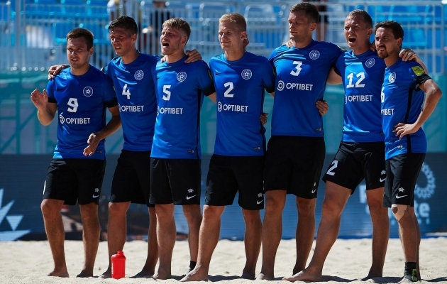 Foto: Beach Soccer Estonia Facebook